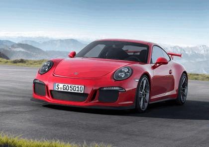 2013 Porsche 911 ( 991 ) GT3 3