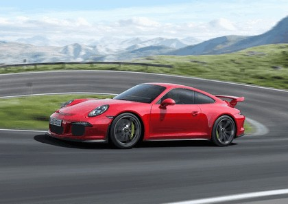 2013 Porsche 911 ( 991 ) GT3 4