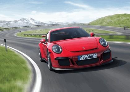 2013 Porsche 911 ( 991 ) GT3 6