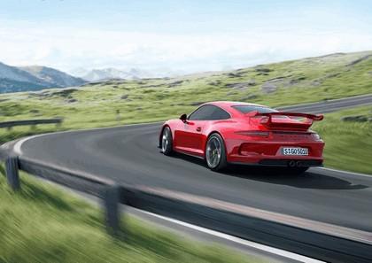 2013 Porsche 911 ( 991 ) GT3 8