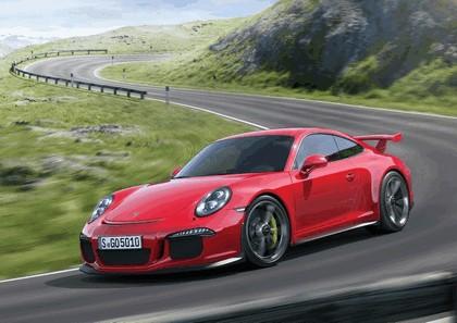 2013 Porsche 911 ( 991 ) GT3 11