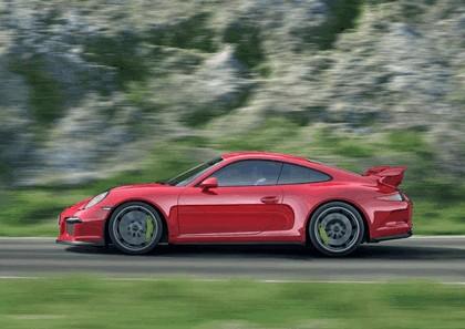 2013 Porsche 911 ( 991 ) GT3 12