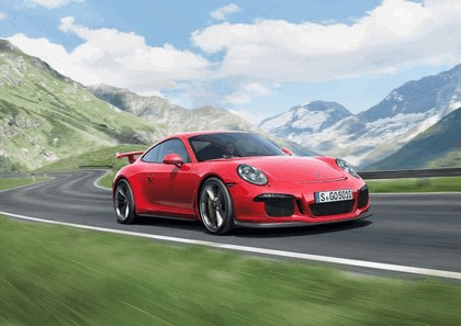 2013 Porsche 911 ( 991 ) GT3 13