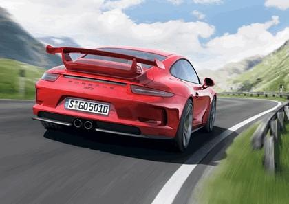 2013 Porsche 911 ( 991 ) GT3 14