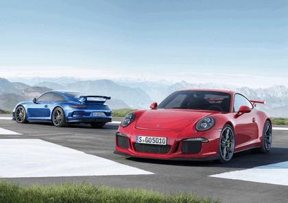 2013 Porsche 911 ( 991 ) GT3 15