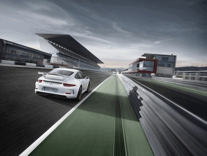 2013 Porsche 911 ( 991 ) GT3 20