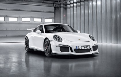 2013 Porsche 911 ( 991 ) GT3 21