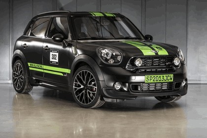 2013 Mini Countryman ALL4 JCW - Dakar 2013 1
