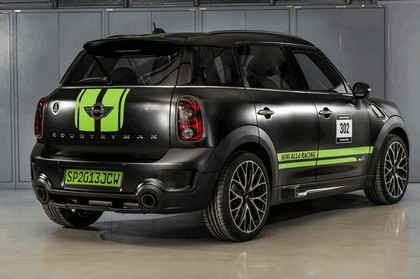 2013 Mini Countryman ALL4 JCW - Dakar 2013 6