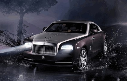 2013 Rolls-Royce Wraith 1