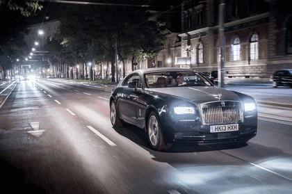 2013 Rolls-Royce Wraith 20