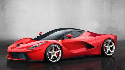 2013 Ferrari LaFerrari 5