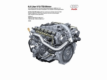 2007 Audi Q7 V12 TDI 17