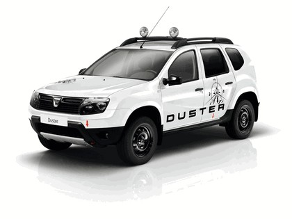 2013 Dacia Duster Aventure limited edition 1