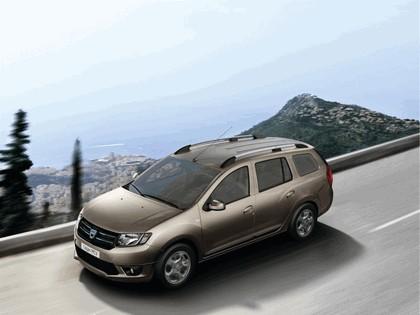 2013 Dacia Logan MCV 2