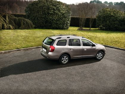 2013 Dacia Logan MCV 4