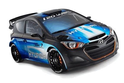 2013 Hyundai i20 WRC evo 1