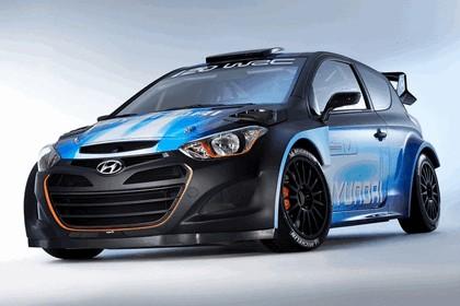 2013 Hyundai i20 WRC evo 2