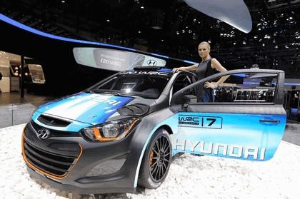 2013 Hyundai i20 WRC evo 4