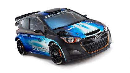 2013 Hyundai i20 WRC evo 6
