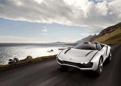 2013 Italdesign Parcour roadster concept 1