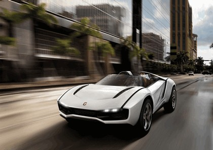 2013 Italdesign Parcour roadster concept 2