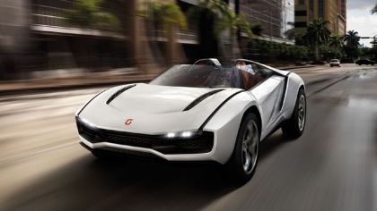 2013 Italdesign Parcour roadster concept 4