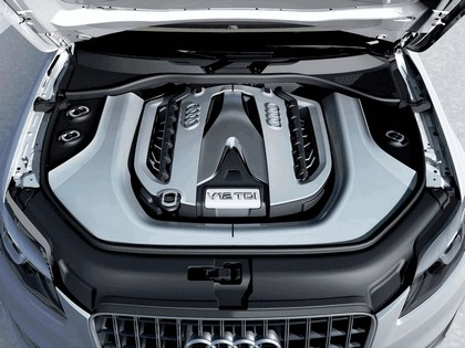 2007 Audi Q7 V12 TDI BLUETEC concept 9