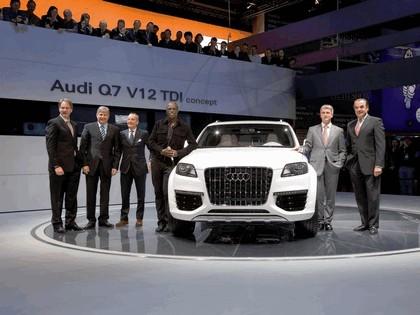 2007 Audi Q7 V12 TDI BLUETEC concept 30