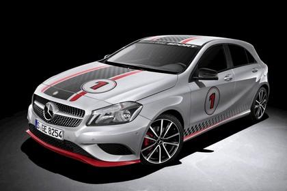 2013 Mercedes-Benz A-klasse ( W176 ) Sport 1