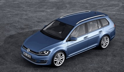 2013 Volkswagen Golf ( VII ) Variant TSI BlueMotion 1