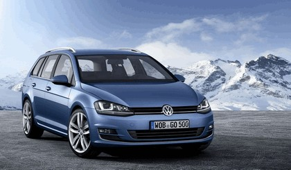 2013 Volkswagen Golf ( VII ) Variant TSI BlueMotion 4