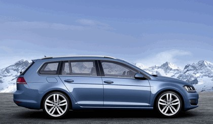 2013 Volkswagen Golf ( VII ) Variant TSI BlueMotion 5