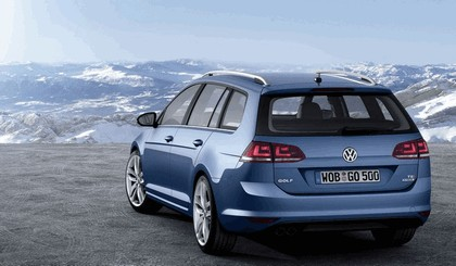 2013 Volkswagen Golf ( VII ) Variant TSI BlueMotion 6