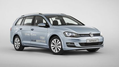 2013 Volkswagen Golf ( VII ) Variant TSI BlueMotion 8