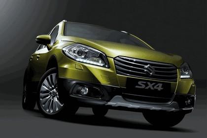 2013 Suzuki SX4 5