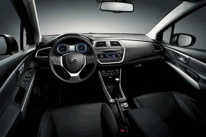 2013 Suzuki SX4 8
