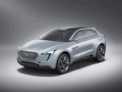 2013 Subaru Viziv concept 1