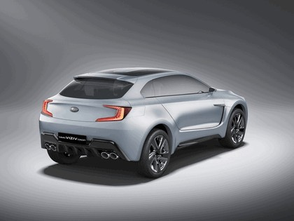 2013 Subaru Viziv concept 2