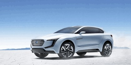 2013 Subaru Viziv concept 8