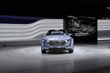 2013 Subaru Viziv concept 13
