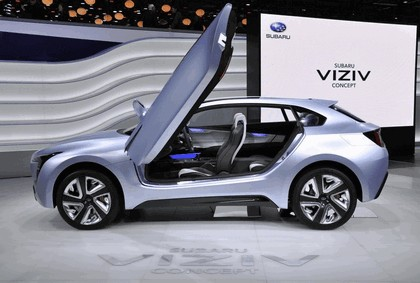 2013 Subaru Viziv concept 16