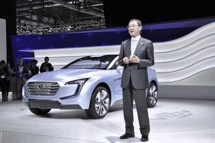 2013 Subaru Viziv concept 19
