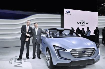 2013 Subaru Viziv concept 20