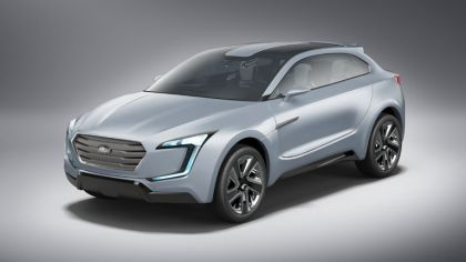 2013 Subaru Viziv concept 4