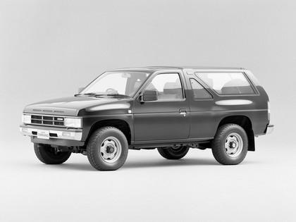1987 Nissan Terrano 2-door A1M ( VBYD21 ) 1