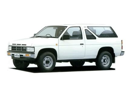 1987 Nissan Terrano 2-door A1M ( VBYD21 ) 2