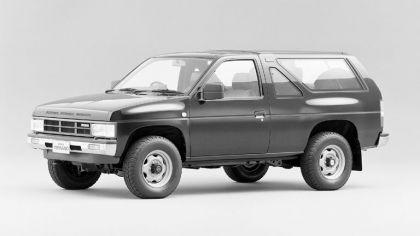 1987 Nissan Terrano 2-door A1M ( VBYD21 ) 3