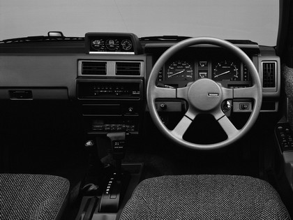 1991 Nissan Terrano 4-door Turbo R3M Selection V ( WBYD21 ) 4