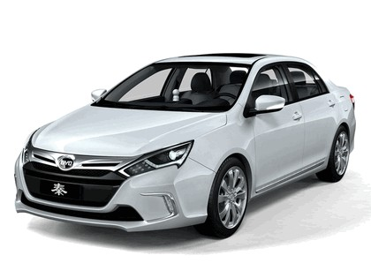 2013 Byd Qin concept 1